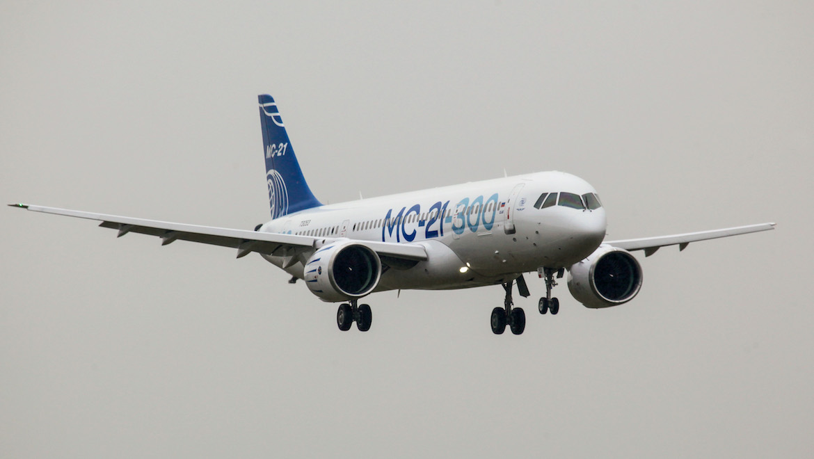 China and Russia challenging the commercial aircraft incumbents