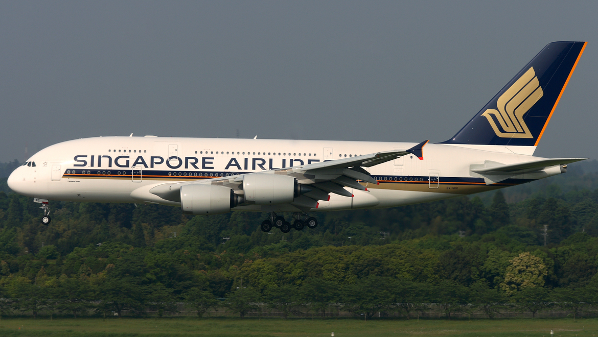 Singapore A380 pop-up restaurant sells out in 30 minutes