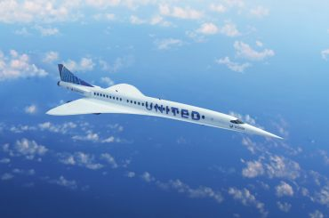 United secures 15 supersonic passenger jets in ground-breaking US$3bn deal