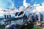 Embraer flying taxis coming to major APAC cities in 2026