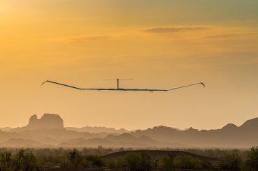 Airbus breaks altitude record in Zephyr test flights